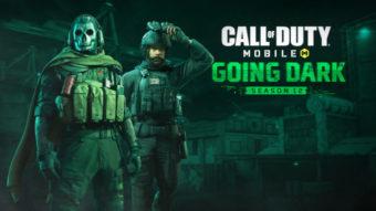 Temporada 12 de Call of Duty Mobile traz novo modo de jogo noturno