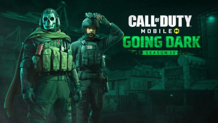 Temporada 12 de Call of Duty Mobile (Imagem: Activision/Divulgação)