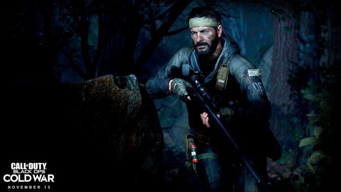 Call of Duty: Black Ops Cold War é um dos jogos do PS5 (Imagem: Activision/Divulgação)