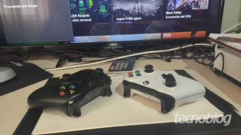 Como carregar o controle do Xbox One