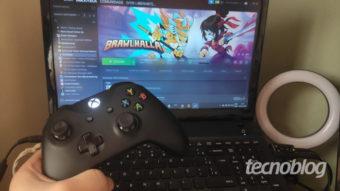 Como conectar o controle Xbox One no PC