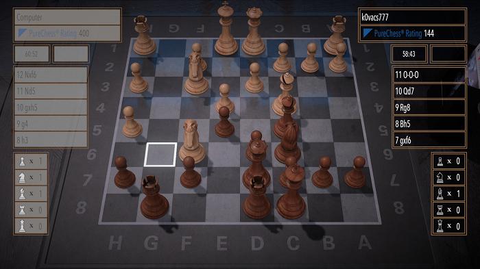 Pure Chess disponível para PC e Xbox (Imagem: Leandro Kovacs/Reprodução)