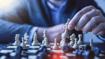 Como jogar xadrez online