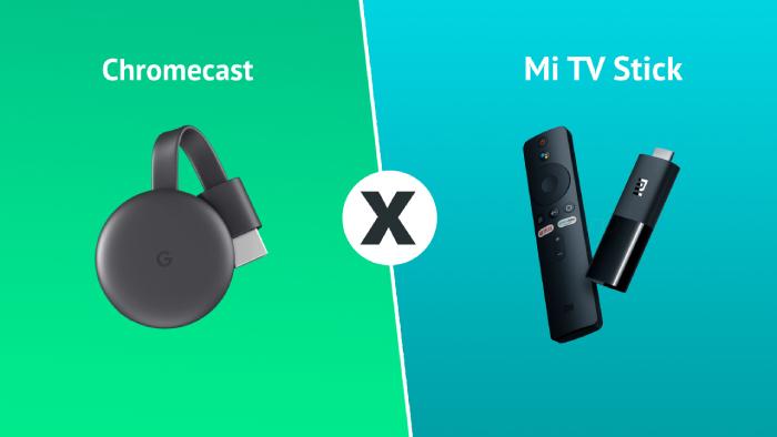 Chromecast X Mi TV Stick (Imagem: Leandro Kovacs/Tecnoblog)