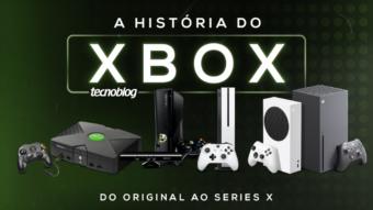 A história do Xbox: do original ao Series X