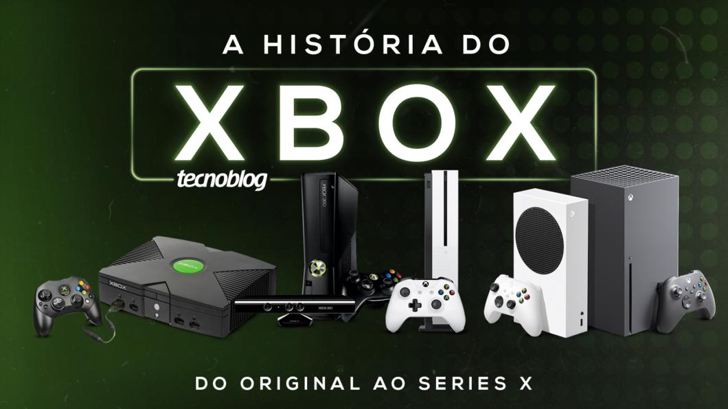 A-história-do-Xbox