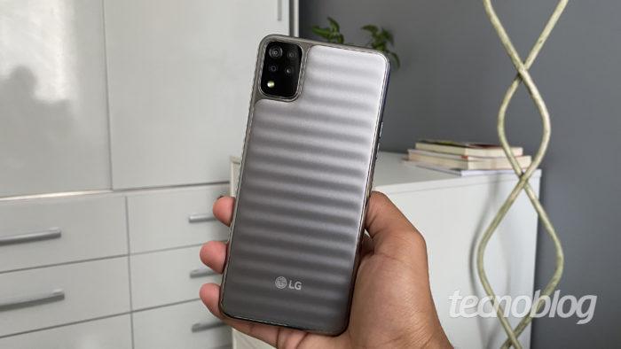 LG K52 receberá o <a href='https://meuspy.com/tag/Espiao-para-Android-gratis'>Android</a> 11 (Imagem: Darlan Helder/Tecnoblog)
