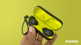 Fone Bluetooth Jaybird Vista: para quem não gosta de ficar parado