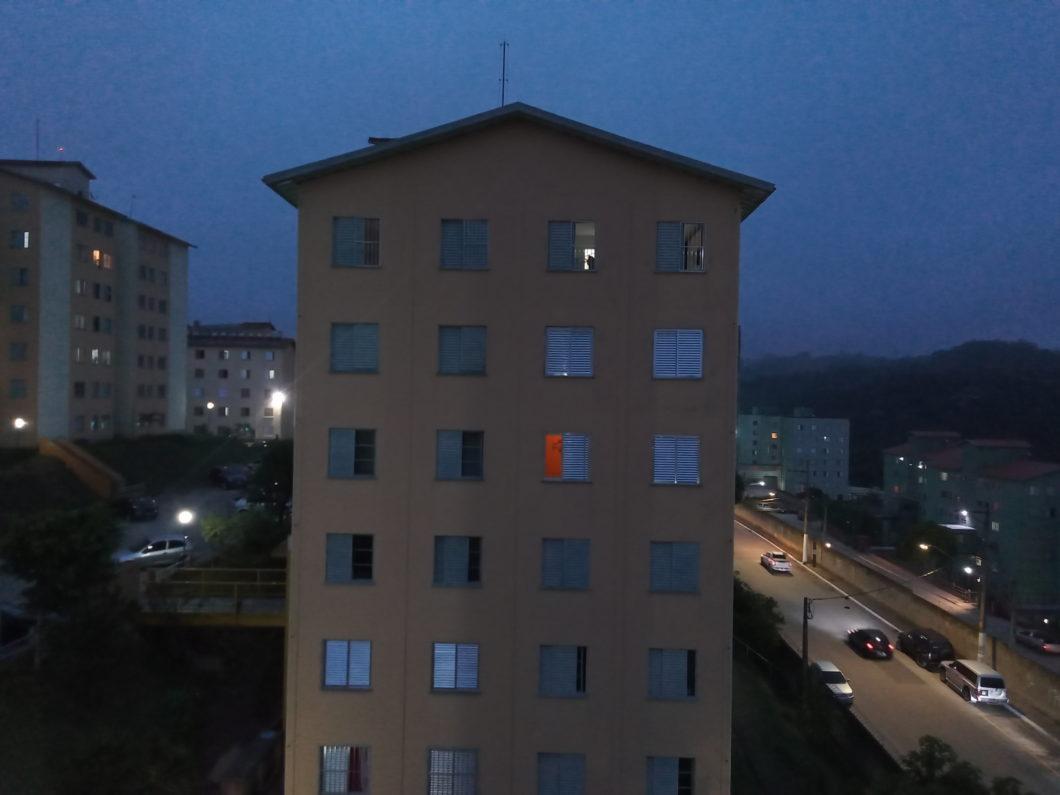 Foto tirada com a câmera principal do LG K52 (Imagem: Darlan Helder/Tecnoblog)
