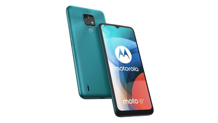 Motorola Moto E7 (Imagem: Reprodução/Andri Yatim)