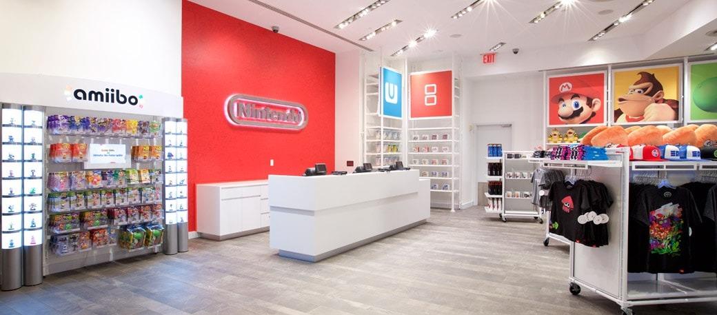 Nintendo Store NYC (Imagem: Divulgação/Nintendo)