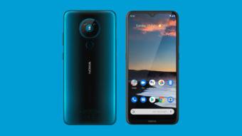 Nokia 5.3 é lançado no Brasil com quatro câmeras e preço de celular intermediário