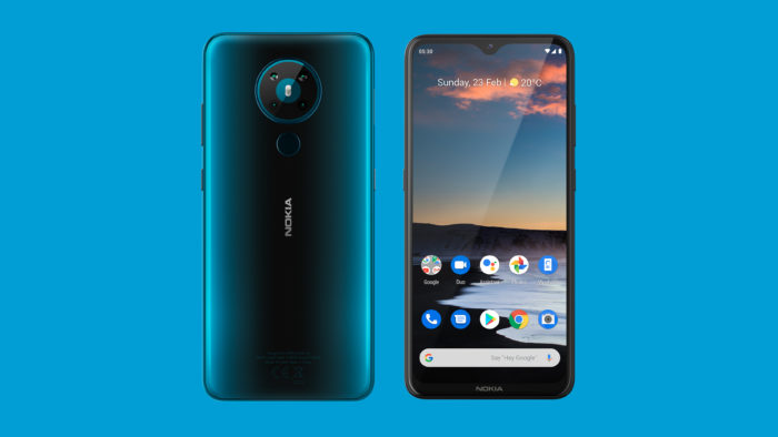 Nokia 5.3 (Imagem: Divulgação/HMD Global)