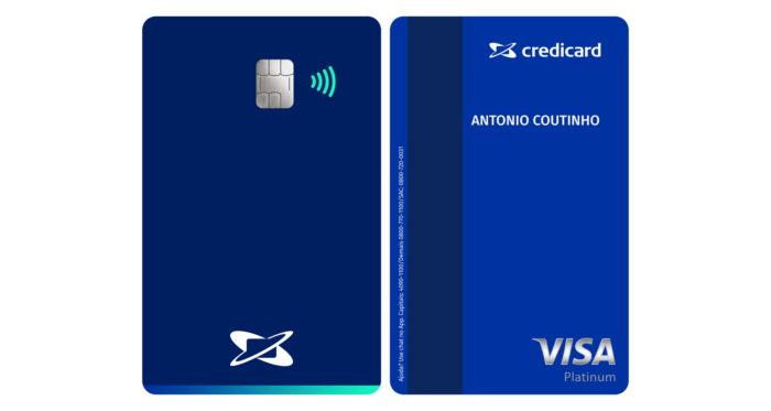 Credicard lança novo cartão (Imagem: Divulgação/Itaú)