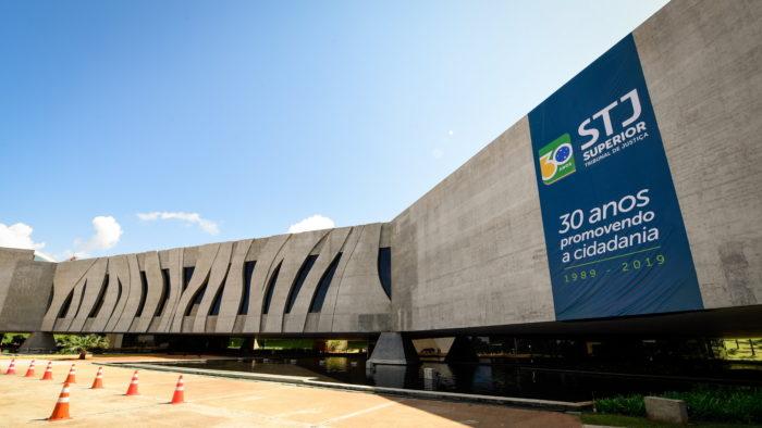 Fachada do STJ (Imagem: STJ/Flickr)