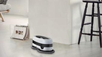 Samsung Brasil lança robô Jetbot Mop VR6000 que passa pano