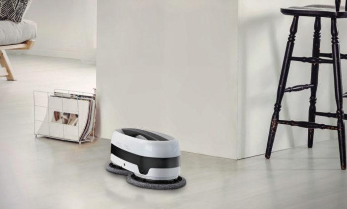 Samsung Jetbot Mop VR6000 (Imagem: divulgação/Samsung)