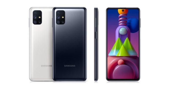 Samsung Galaxy M51 (Imagem: Divulgação/Samsung)