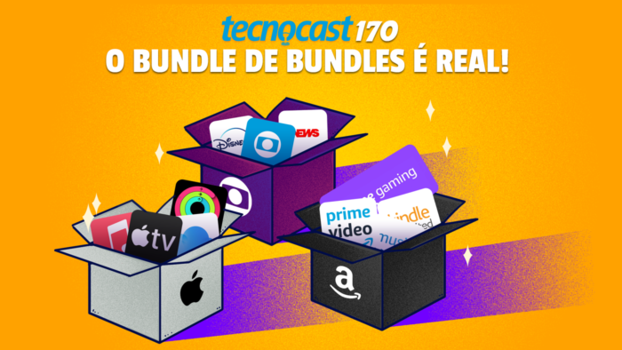 Tecnocast 170 – O bundle de bundles é real! (Imagem: Leandro Massai/Tecnoblog)