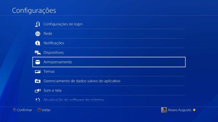 Como ver quantas horas de jogo você tem no PS4