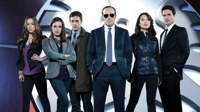 Agentes da S.H.I.E.L.D. é uma das séries da Marvel (Imagem: Marvel/Divulgação)