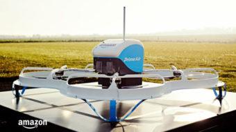 Amazon reduz equipe que trabalha em entrega por drones