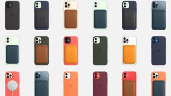 Apple revela preços de capas e carregadores MagSafe para iPhone 12 no Brasil