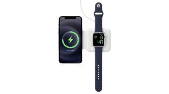 Apple revela nova limitação no carregador sem fio MagSafe Duo