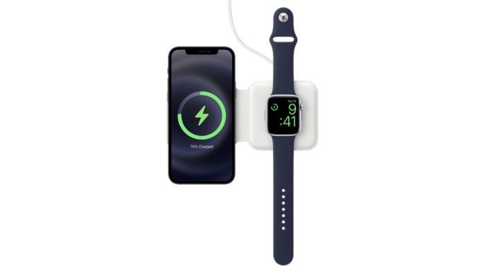 Apple MagSafe Duo (Imagem: Divulgação/Apple)