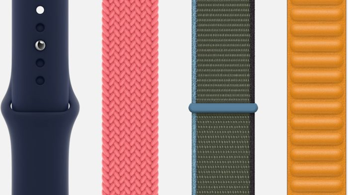 Como limpar a pulseira do Apple Watch (Imagem: Divulgação / Apple)