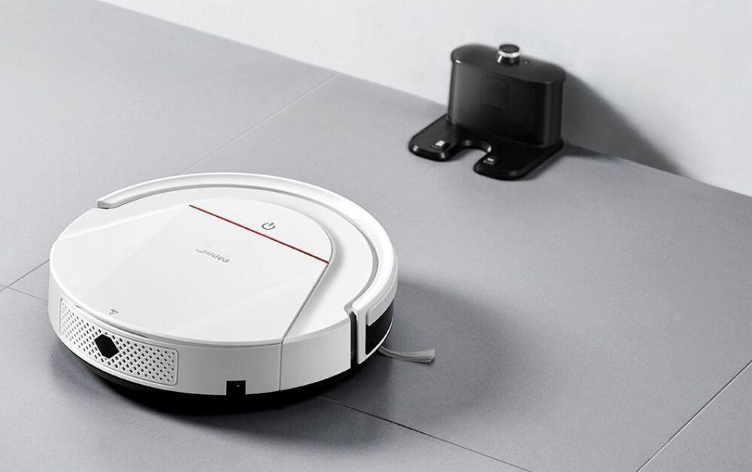 Midea Robot Vacuum Cleaner (Image: disclosure / Midea)