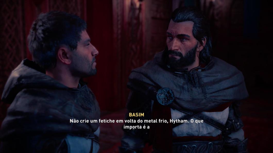 Game tem bons elementos da mitologia, mas parecem gratuitos (Imagem: Felipe Vinha/Tecnoblog)
