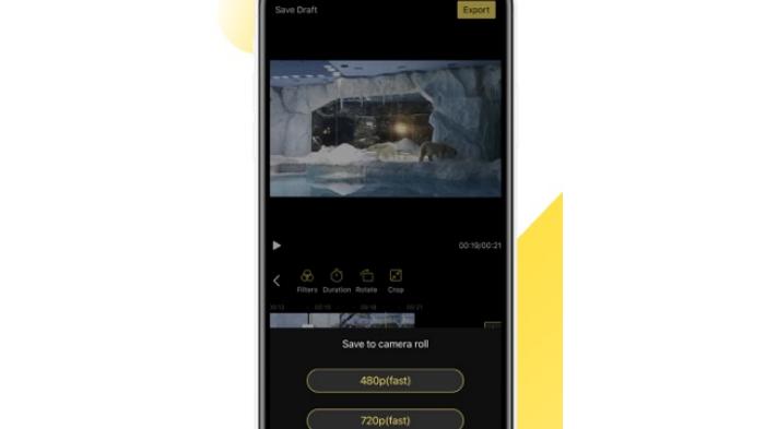 Como editar vídeos no celular com o BeeCut (Imagem: Divulgação/BeeCut)