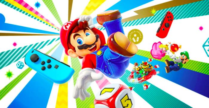 Super Mario Party é um dos jogos na Black Friday da Nintendo (Imagem: Nintendo/Divulgação)