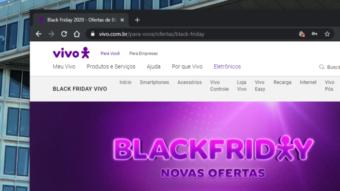 Black Friday da Vivo tem bônus de até 50 GB no Pós, Selfie e Família