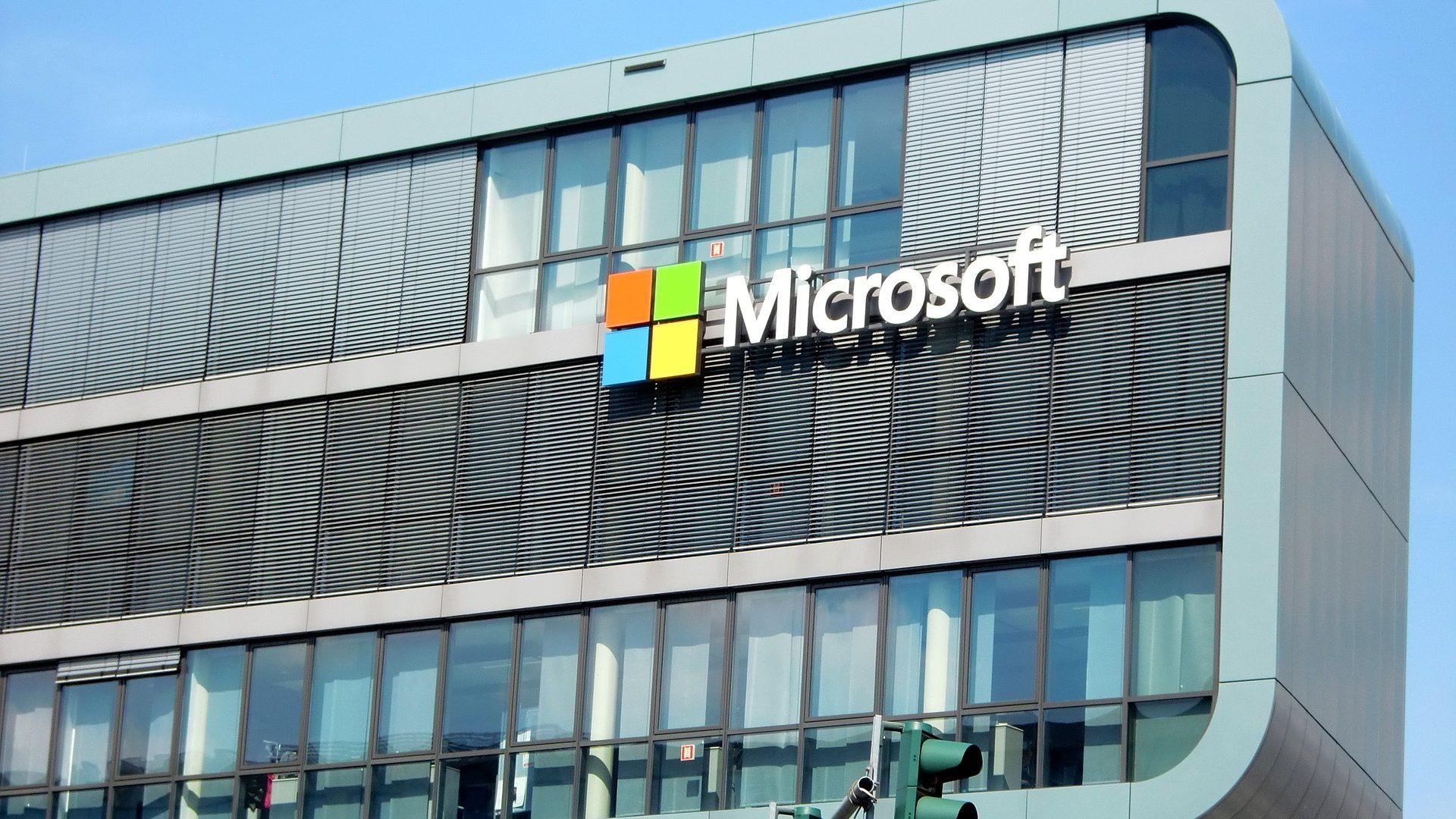 Microsoft (Imagem: Efes/Pixabay)