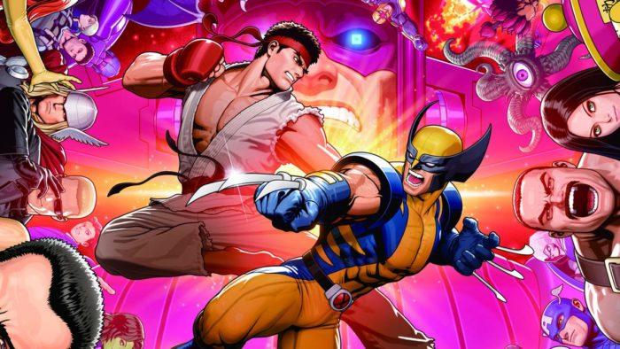 Marvel vs. Capcom é um dos jogos da Capcom (Imagem: Capcom/Divulgação)