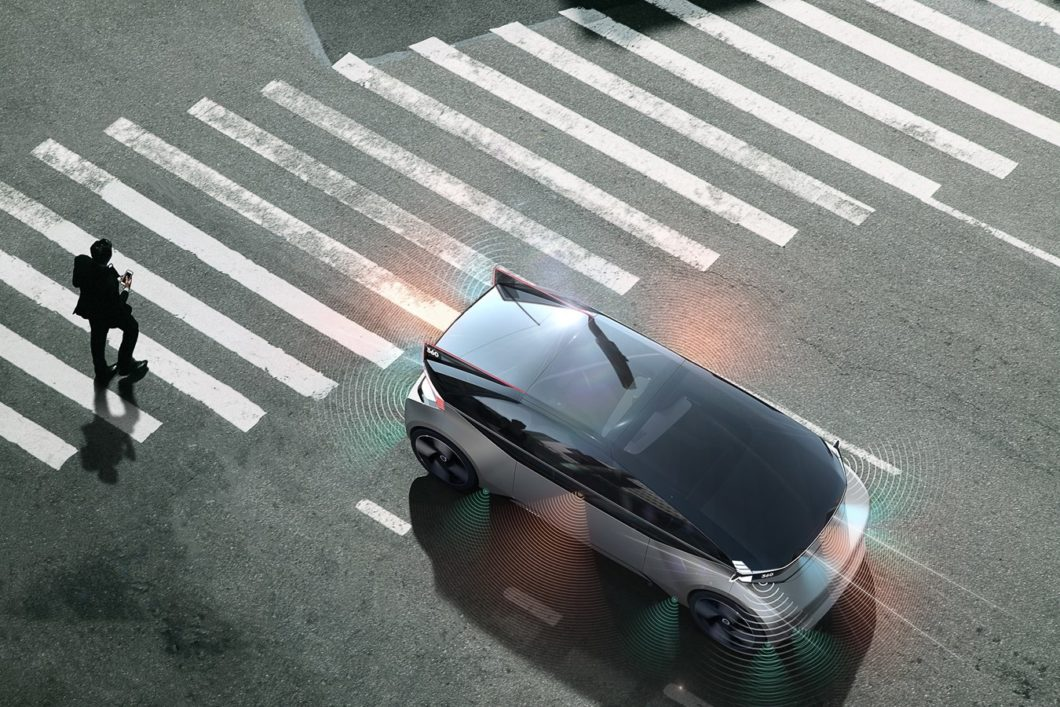 Protótipo autônomo Volvo 360c (Imagem: Divulgação/Volvo)