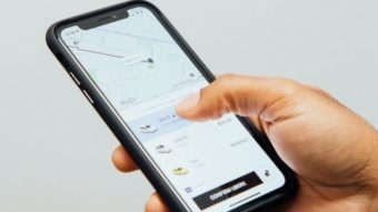 Uber não mostra preço para usuários do Brasil nesta segunda (8)
