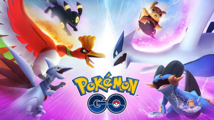 Pokémon GO (Imagem: Divulgação/Niantic/The Pokémon Company)