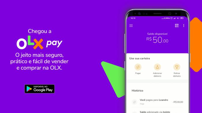 Como funciona a OLX Pay (Imagem: Reprodução/OLX Pay)
