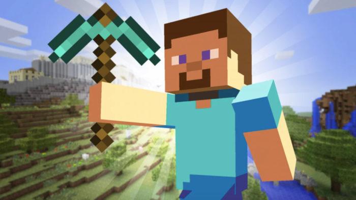 Steve, personagem de Minecraft (Imagem: Divulgação/Mojang/Microsoft Studios) / como jogar minecraft