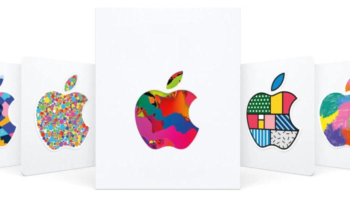 Novos gift cards da Apple (Imagem: Divulgação/Apple) / como usar gift card da apple