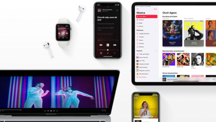 Apple Music (Imagem: Divulgação/Apple) / como usar o apple music