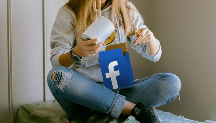 Abrindo a lista de bloqueados no Facebook