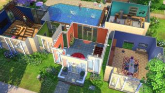 Como aumentar o tamanho de objetos em The Sims 4