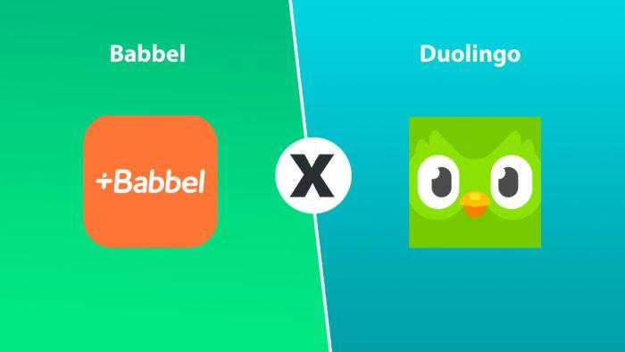 Comparativo Babbel vs. Duolingo