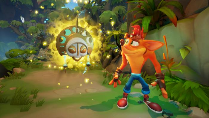 Crash 4 está entre os jogos mais baratos na PS Store (Imagem: Activision)