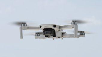 DJI Mavic Mini 2 é drone com câmera 4K e que voa mais longe