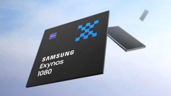Samsung anuncia Exynos 1080, seu primeiro processador de 5 nm